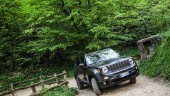 Jeep Renegade Trailhawk vs Audi Q2 S tronic quattro vs Mini Countryman Cooper SD All4 - Immagine: 18