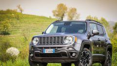 Jeep Renegade Trailhawk vs Audi Q2 S tronic quattro vs Mini Countryman Cooper SD All4 - Immagine: 20