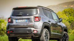 Jeep Renegade Trailhawk vs Audi Q2 S tronic quattro vs Mini Countryman Cooper SD All4 - Immagine: 21