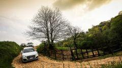Jeep Renegade Trailhawk vs Audi Q2 S tronic quattro vs Mini Countryman Cooper SD All4 - Immagine: 34