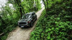 Jeep Renegade Trailhawk: è lei la più attrezzata per il fuoristrada