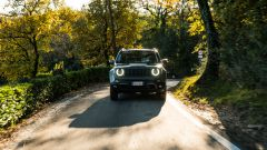 Jeep Renegade Trailhawk frontale