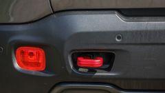 Jeep Renegade Trailhawk: ha il gancio traino per l'offroad