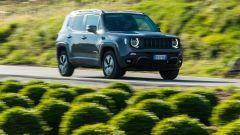 Jeep Renegade Trailhawk 4x4 opinioni prova consumi prezzo