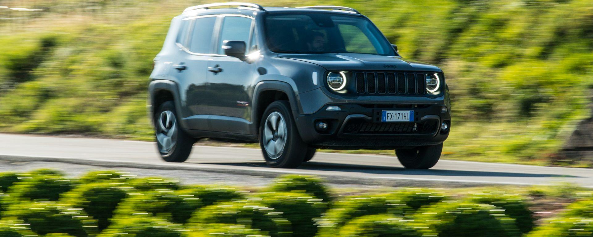 Jeep Renegade Trailhawk immagine di copertina