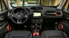 Jeep Renegade Trailhawk interni