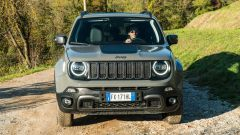 Jeep Renegade Trailhawk vista frontale