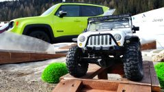 Jeep Renegade Upland, una soft Trailhawk  - Immagine: 5