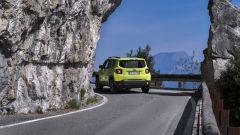 Jeep Renegade Upland: ha di serie il sistema 4x4 Active Drive Low con rapporto finale di riduzione di 16.5:1