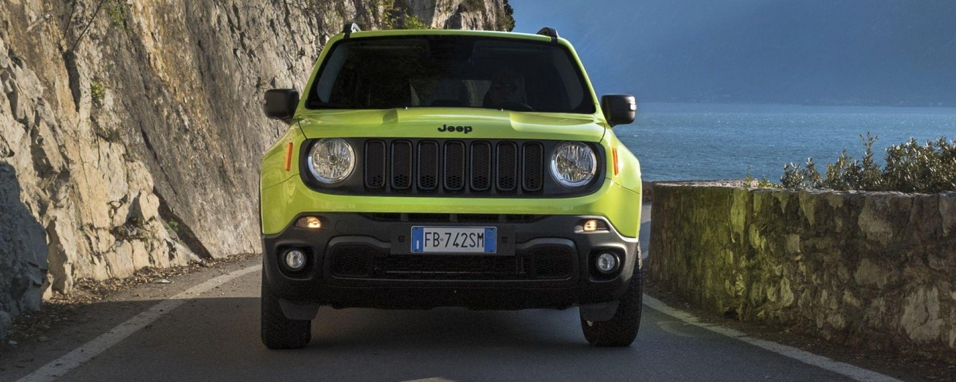 Jeep Renegade Upland, la soft Trailhawk