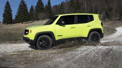 Jeep Renegade Upland, tra le dotazioni di serie figura il Selec-Terrain
