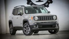 Jeep Renegade Womanity Foundation  - Immagine: 2