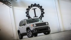Jeep Renegade Womanity Foundation  - Immagine: 3