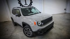 Jeep Renegade Womanity Foundation  - Immagine: 10