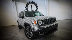 Jeep Renegade Womanity Foundation  - Immagine: 11