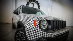 Jeep Renegade Womanity Foundation  - Immagine: 1