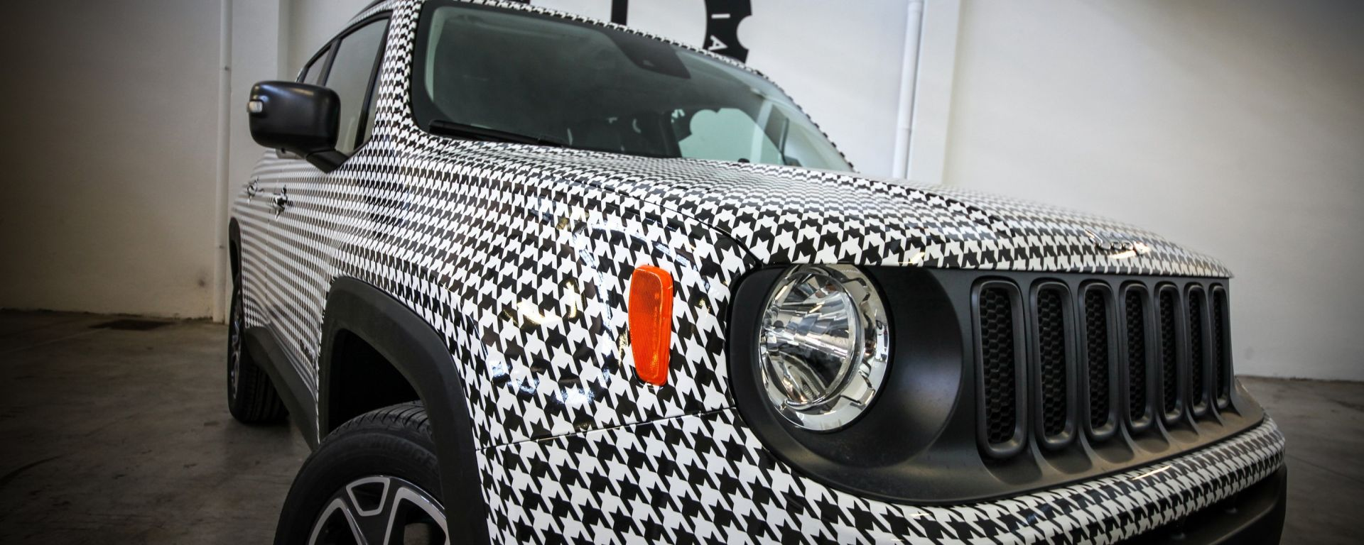 Jeep Renegade Womanity Foundation