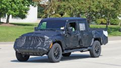 Jeep Scrambler pick up: le foto spia della Sport e della Rubicon - Immagine: 25