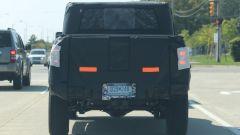 Jeep Scrambler pick up: le foto spia della Sport e della Rubicon - Immagine: 10