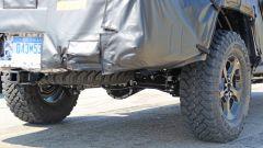 Jeep Scrambler pick up: le foto spia della Sport e della Rubicon - Immagine: 16