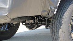 Jeep Scrambler pick up: le foto spia della Sport e della Rubicon - Immagine: 18