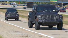 Jeep Scrambler: le foto del nuovo pick up FCA, motori e data di lancio