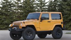 Jeep: svelate le concept del Moab 2012 - Immagine: 8