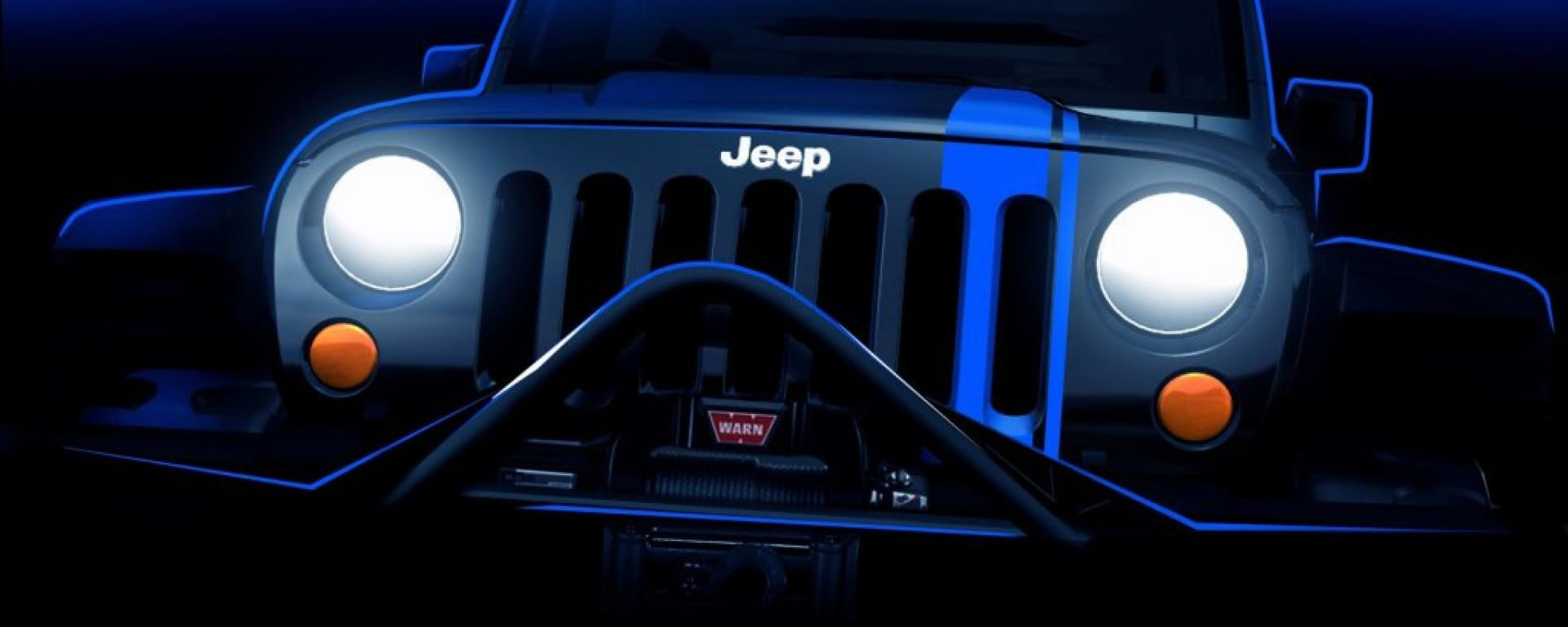 Jeep: tre concept al Moab Easter Safari