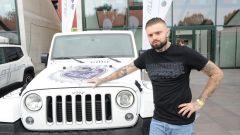 Jeep: una Wrangler Unlimited tatuata all'Italian Tattoo Artists 2016 - Immagine: 8