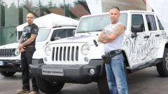 Jeep: una Wrangler Unlimited tatuata all'Italian Tattoo Artists 2016 - Immagine: 9