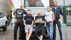 Jeep: una Wrangler Unlimited tatuata all'Italian Tattoo Artists 2016 - Immagine: 11