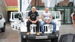 Jeep: una Wrangler Unlimited tatuata all'Italian Tattoo Artists 2016 - Immagine: 13