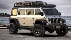 Jeep Vangler, il sogno di una monovolume su base Wrangler - Immagine: 3