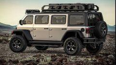 Jeep Vangler, il sogno di una monovolume su base Wrangler - Immagine: 4