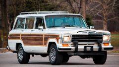 Jeep Wagoneer 2020: come era l'iconico modello Jeep