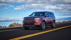 Jeep Wagoneer 2021: 3/4 anteriore