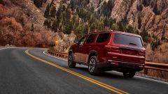 Jeep Wagoneer 2021: fino a 8 posti