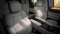 Jeep Wagoneer 2021, interni: l'abitacolo