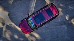 Jeep Wagoneer 2021: vista dall'alto