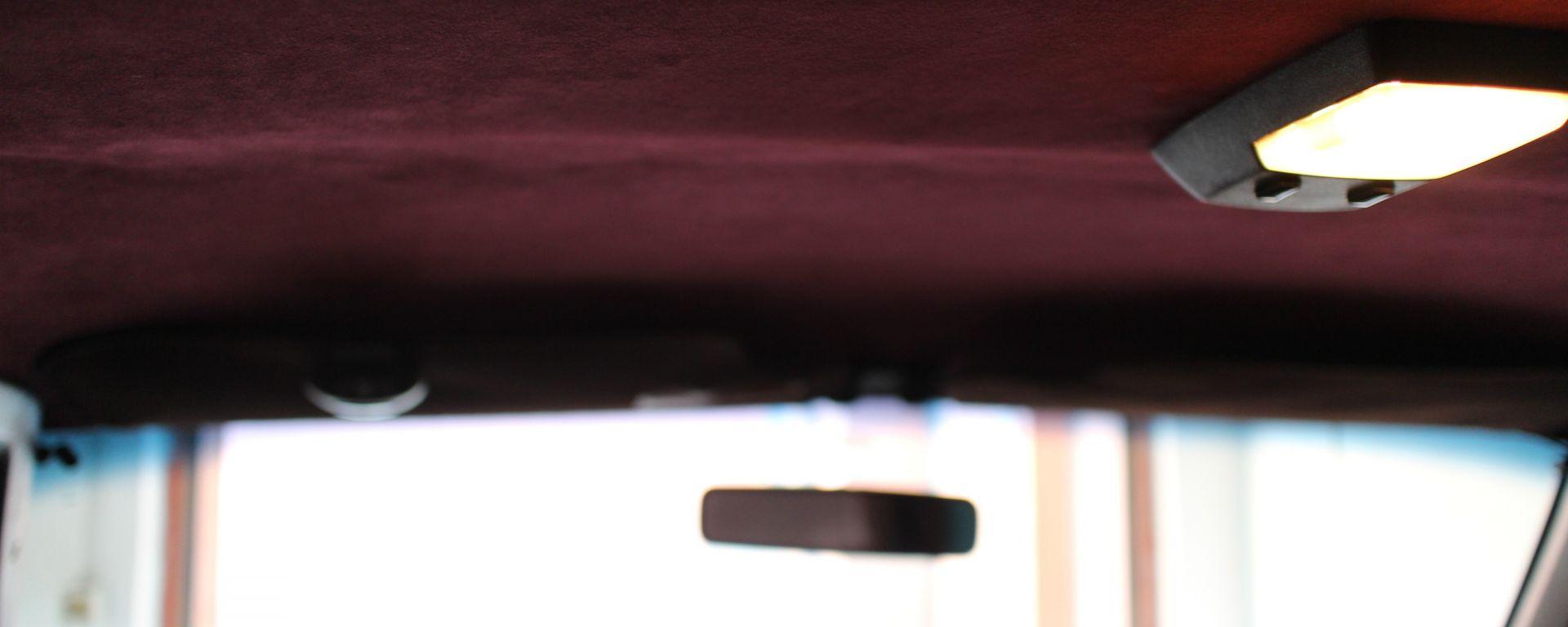 Jeep Wagoneer: un tocco di Alcantara