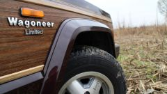 Jeep Wagoneer: assetto e freni - Immagine: 5