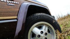 Jeep Wagoneer: assetto e freni - Immagine: 3