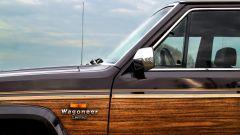 Jeep Wagoneer: assetto e freni - Immagine: 1