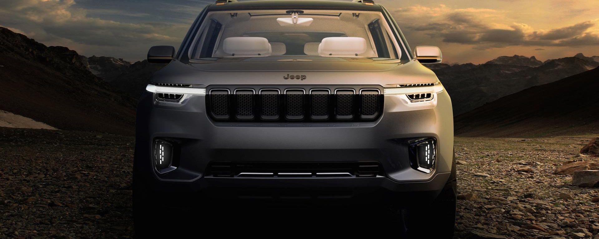 Jeep Wagoneer, il ritorno è vicino
