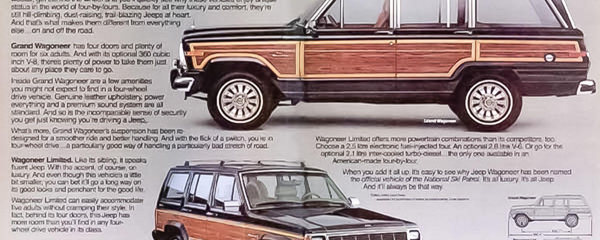 Jeep Wagoneer, l'ho comprata come e perché