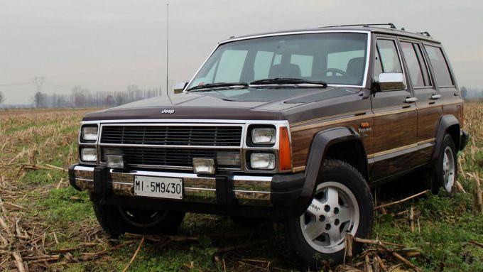 Jeep Wagoneer Limited, la Jeep ''di legno''