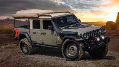 Jeep Wayout concept, vista 3/4 anteriore