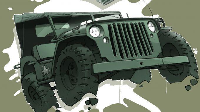 Jeep Willis