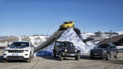 Jeep Winterproof Tour 2017: con la gamma Jeep al seguito dei Deejay Xmasters - Immagine: 2