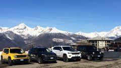 Jeep Winterproof Tour 2017: con la gamma Jeep al seguito dei Deejay Xmasters - Immagine: 10